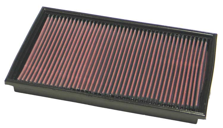 Mercedes Benz E320 2002-2002  3.2l V6 F/I Non-, W/S210 K&N Replacement Air Filter