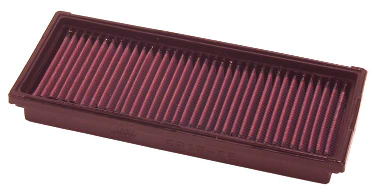 Mercedes Benz Slk Class 2001-2004 Slk320 3.2l V6 F/I  (2 Required) K&N Replacement Air Filter