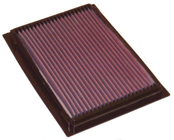Mazda Tribute 2009-2009  2.5l L4 F/I  K&N Replacement Air Filter