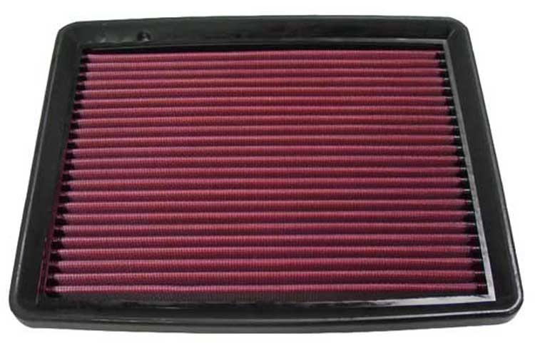 Kia Optima 2006-2006  2.4l L4 F/I Vin 6 K&N Replacement Air Filter