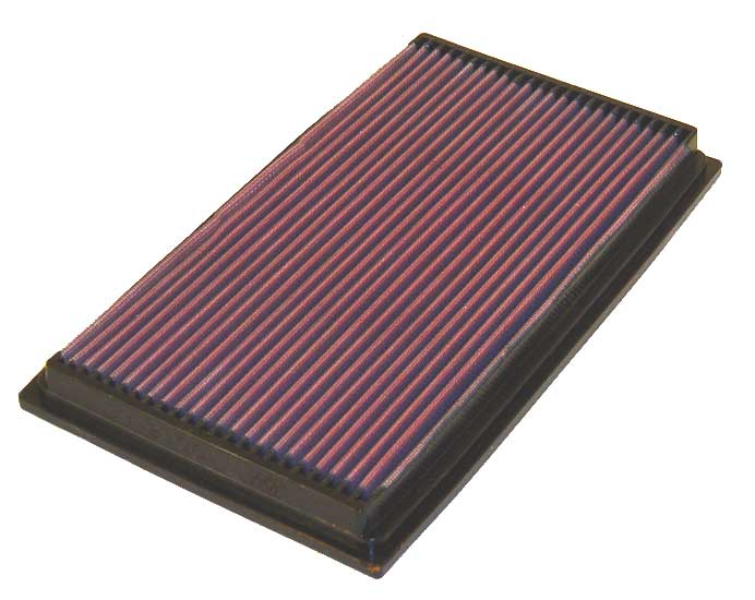 Jaguar Xkr 2003-2006 Xkr 4.2l V8 F/I  K&N Replacement Air Filter