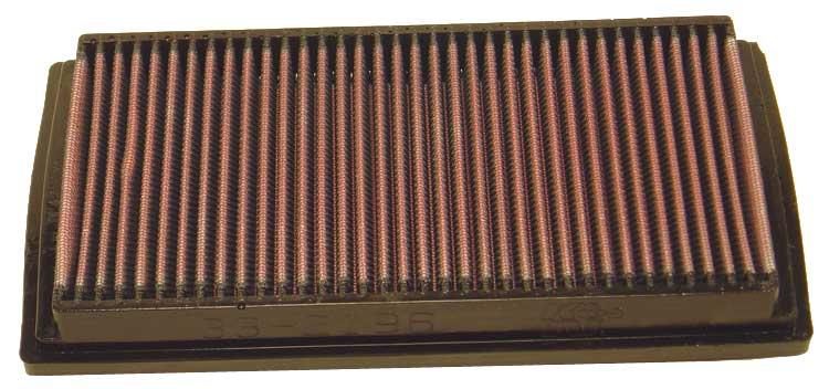 Kia Rio 2005-2008  1.5l L4 Diesel  K&N Replacement Air Filter