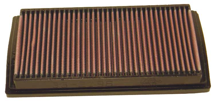 Kia Rio 2005-2005  1.4l L4 F/I  K&N Replacement Air Filter