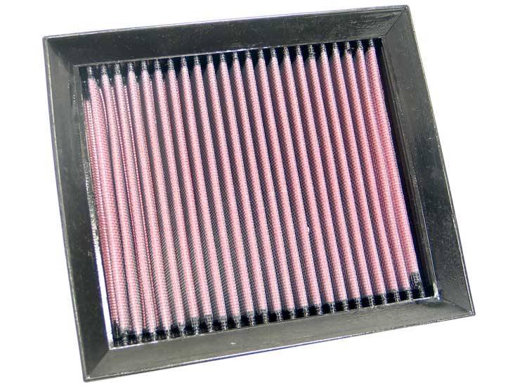 Hyundai Accent 2001-2001  1.6l L4 F/I Leaded Fuel K&N Replacement Air Filter