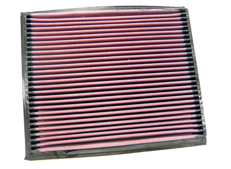 Bmw Z8 2000-2001  5.0l V8 F/I  (2 Required) K&N Replacement Air Filter
