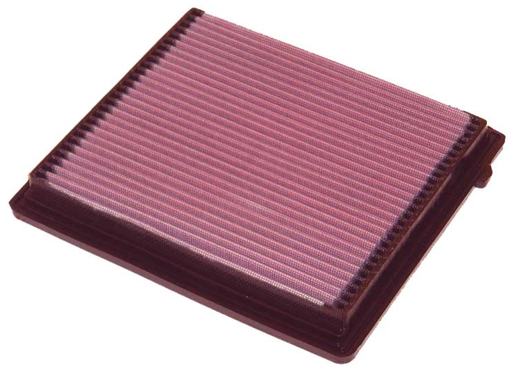 Dodge Caravan 2001-2007  2.4l L4 F/I  K&N Replacement Air Filter
