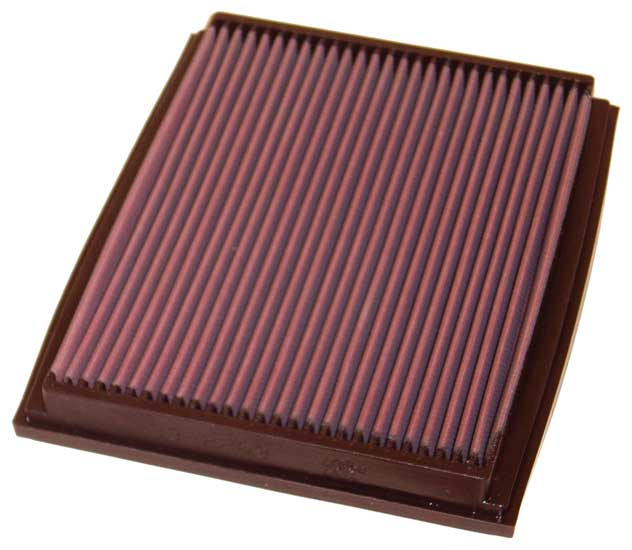 Audi S4 2005-2006 R 4.2l V8 F/I  K&N Replacement Air Filter
