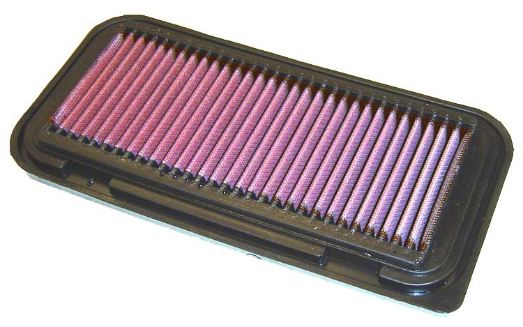Toyota Yaris 2000-2000  1.3l L4 F/I  K&N Replacement Air Filter