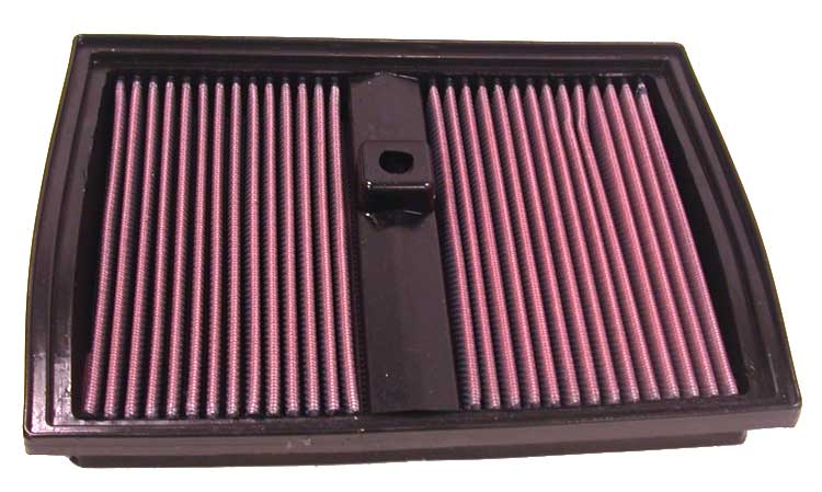 Mercedes Benz Sl600 2001-2002 Sl600 6.0l V12 F/I  (2 Required) K&N Replacement Air Filter
