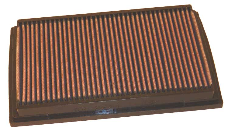Volkswagen Golf 2003-2007  V 1.4l L4 F/I 75bhp K&N Replacement Air Filter