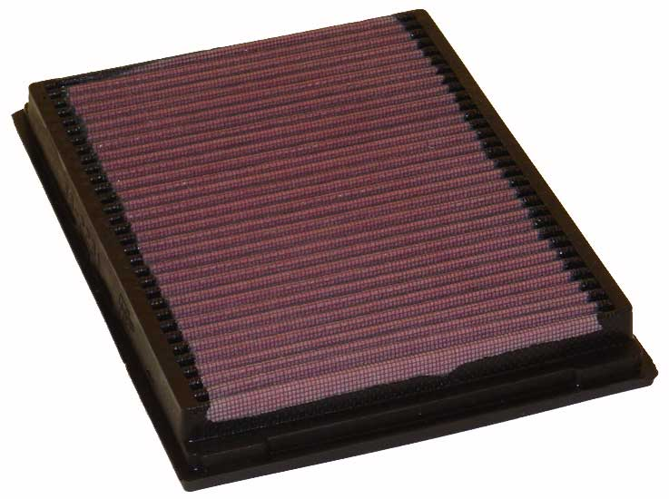 Bmw 3 Series 1998-1998 323i 2.5l L6 F/I E46 K&N Replacement Air Filter