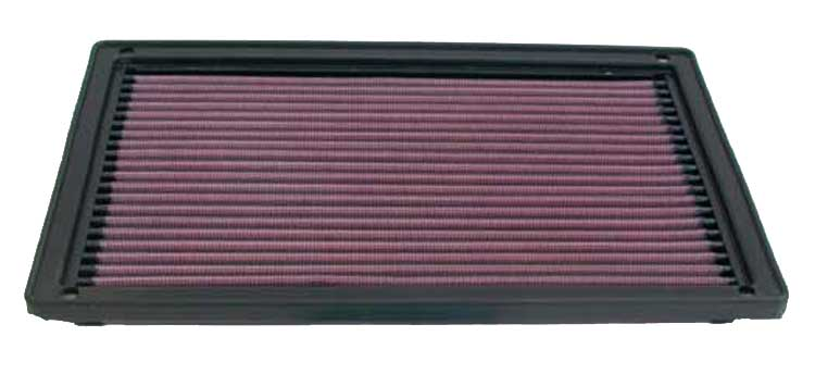 Subaru WRX 2002-2002 Impreza WRX STI 2.0l H4 F/I  K&N Replacement Air Filter