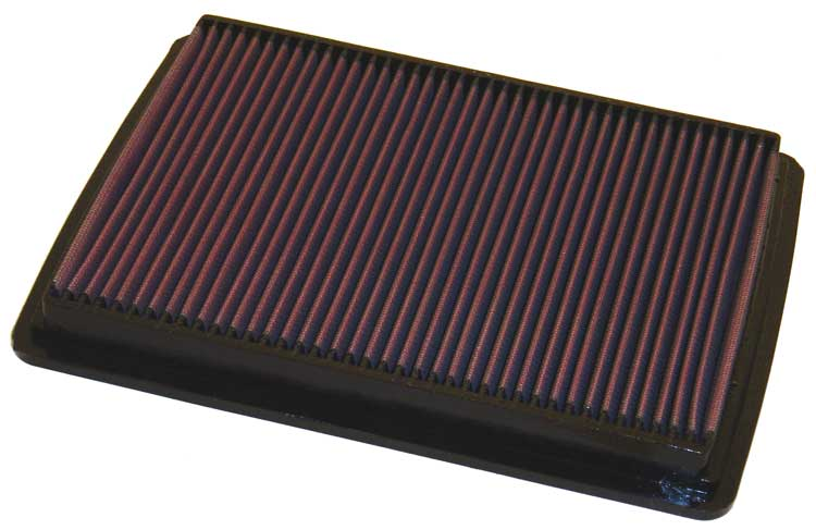 Jeep Liberty 2002-2007  3.7l V6 F/I  K&N Replacement Air Filter