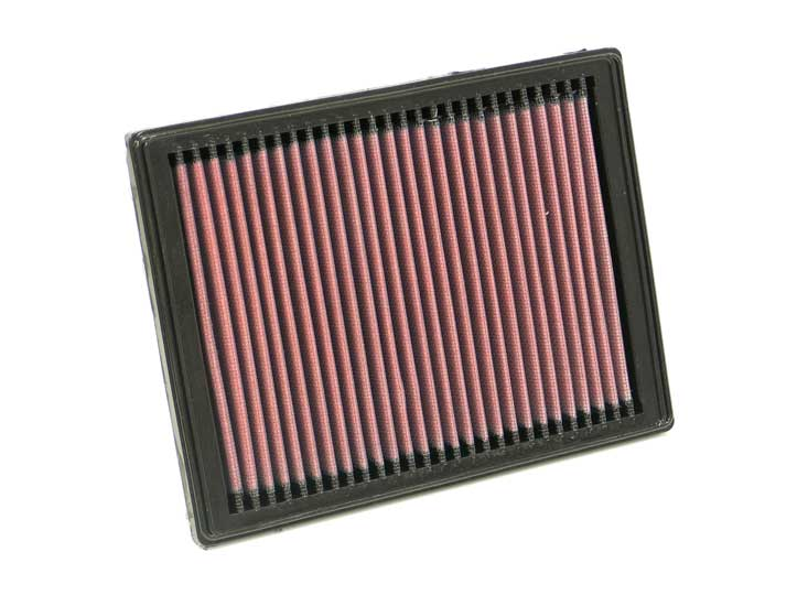 Mini Cooper 2004-2004  1.6l L4 F/I To 7/04, , From 8/04, Auto Trans. K&N Replacement Air Filter