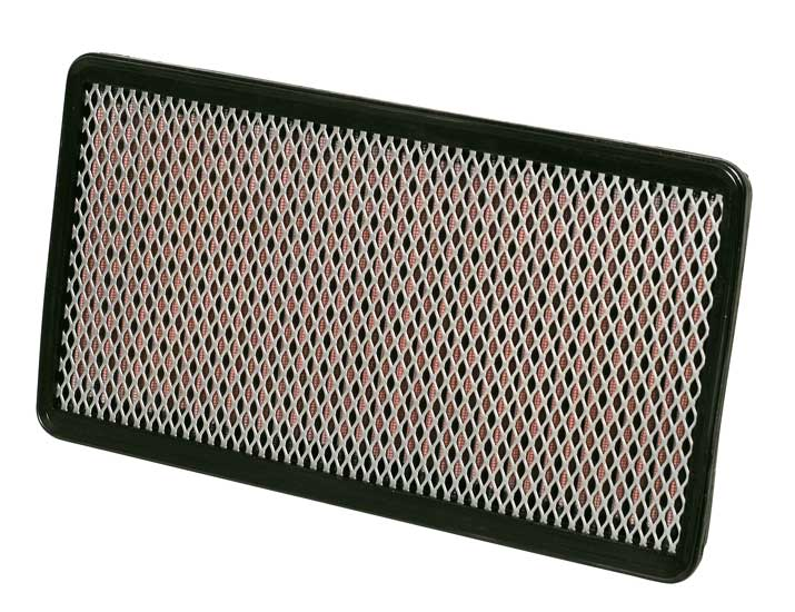 Ford Super Duty 2000-2003 F550 Super Duty 7.3l V8 Diesel  K&N Replacement Air Filter
