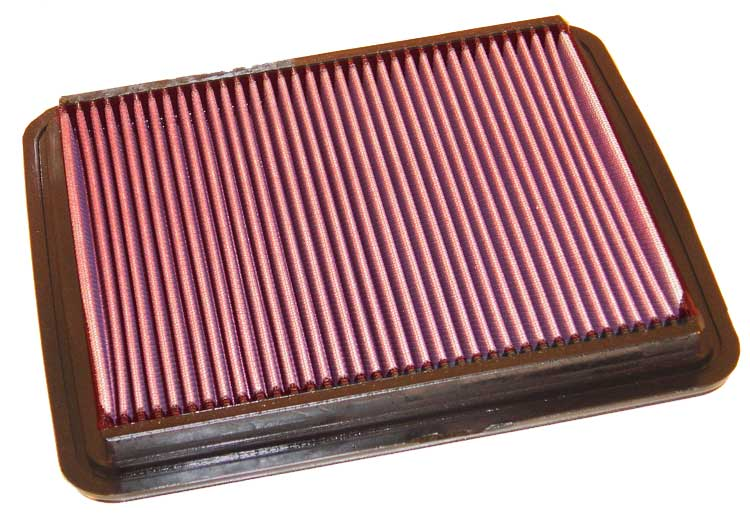 Saturn Aura 2007-2008  3.5l V6 F/I  K&N Replacement Air Filter