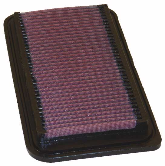 Toyota Corolla 2000-2000  1.4l L4 F/I 97bhp K&N Replacement Air Filter