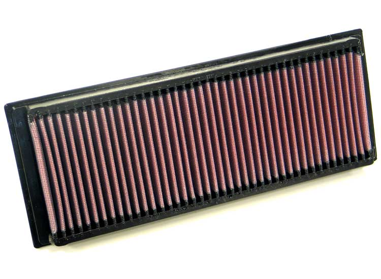 Mercedes Benz Slk Class 2001-2001 Slk32 Amg 3.2l V6 F/I  (2 Required) K&N Replacement Air Filter