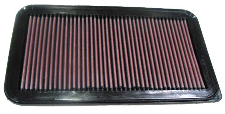 Toyota Highlander 2004-2007  3.3l V6 F/I  K&N Replacement Air Filter