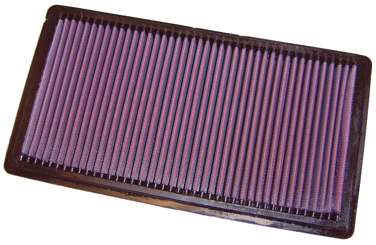 Jaguar Stype 2000-2002 S-Type 4.0l V8 F/I  K&N Replacement Air Filter