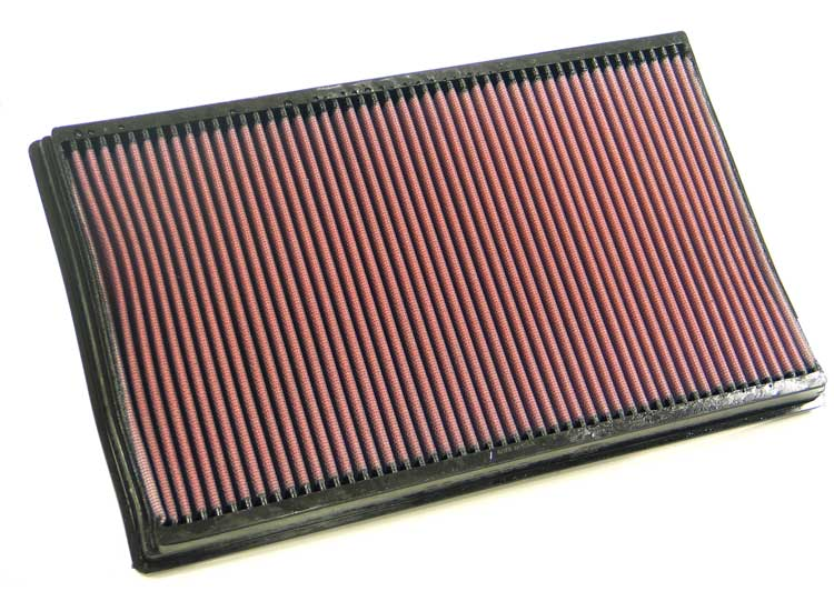 Volvo S80 2002-2002  2.9l L6 F/I Turbo K&N Replacement Air Filter