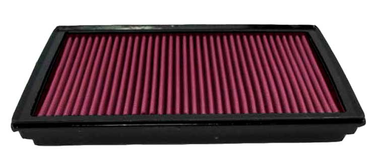 Mini Cooper 2008-2008  S 1.6l L4 F/I , Convertible K&N Replacement Air Filter
