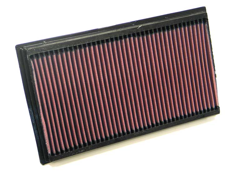 Jaguar Stype 2005-2008 S-Type 2.7l V6 Diesel  K&N Replacement Air Filter