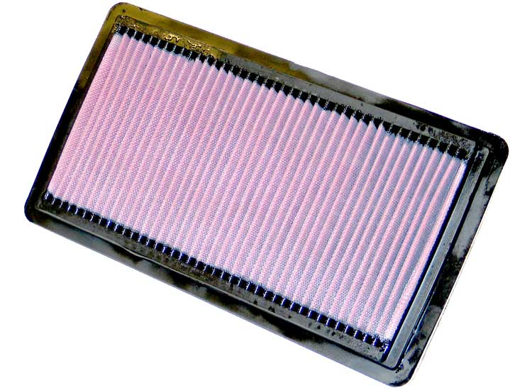 Mazda  6 2007-2007 6 Mazdaspeed 2.3l L4 F/I  K&N Replacement Air Filter