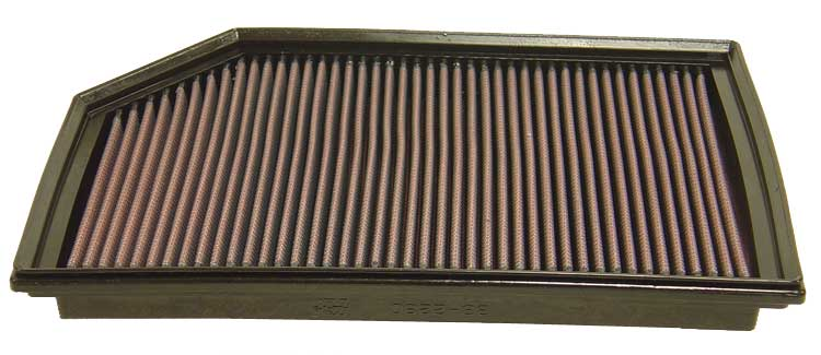 Volvo Xc90 2003-2005 Xc90 2.9l L6 F/I  K&N Replacement Air Filter