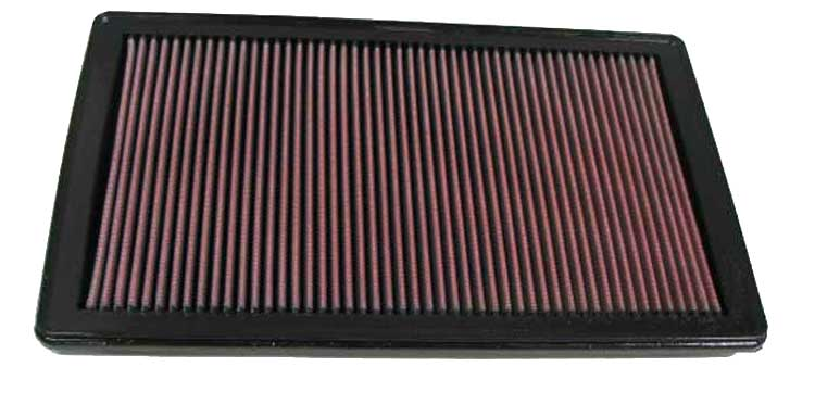 Mazda Rx8 2003-2003 Rx-8 1.3l R2 F/I  K&N Replacement Air Filter