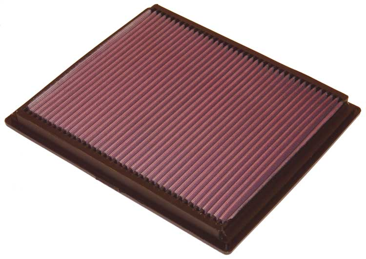 Nissan Titan 2004-2009  5.6l V8 F/I  K&N Replacement Air Filter