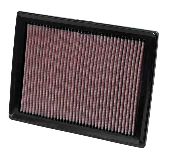 Lincoln Navigator 2005-2006  5.4l V8 F/I  K&N Replacement Air Filter
