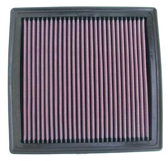 Dodge Durango 2004-2009  3.7l V6 F/I  K&N Replacement Air Filter