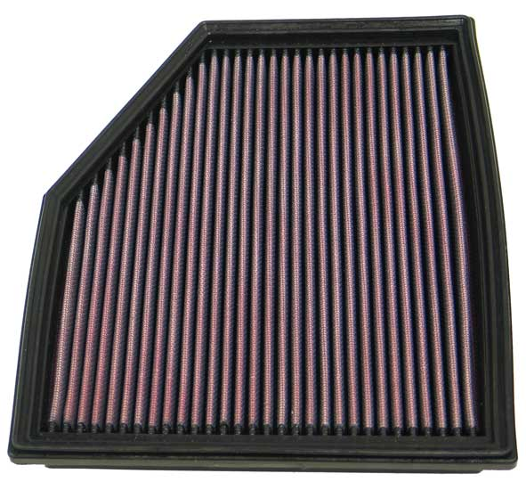 Bmw 5 Series 2008-2008 525i 3.0l L6 F/I  K&N Replacement Air Filter