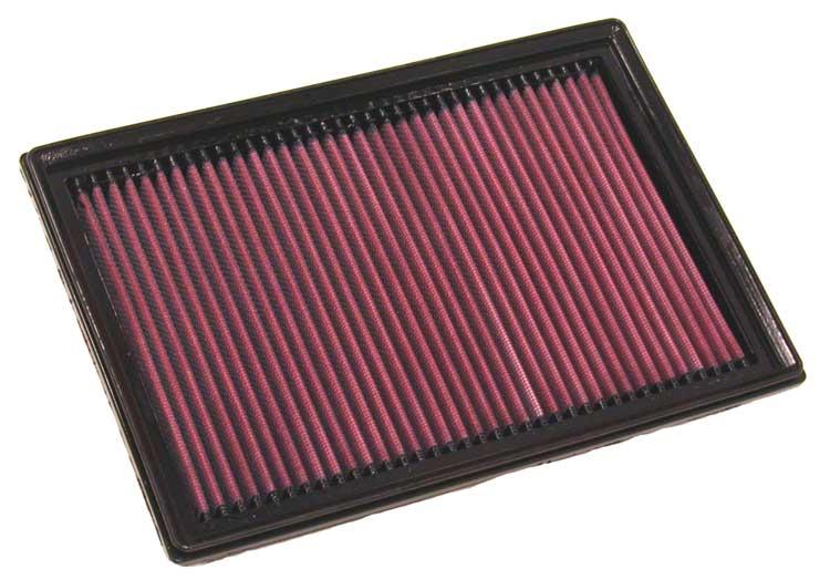 Mazda  3 2010-2010 3 2.5l L4 F/I  K&N Replacement Air Filter