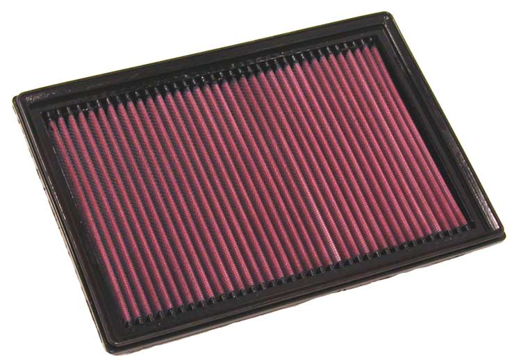 Mazda  3 2007-2009 3 Mazdaspeed 2.3l L4 F/I  K&N Replacement Air Filter