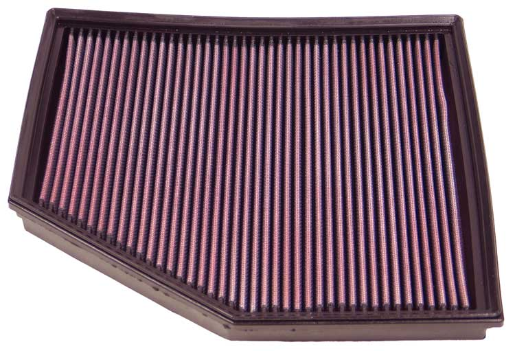 Bmw 6 Series 2004-2005 6 Series 4.4l V8 F/I  K&N Replacement Air Filter