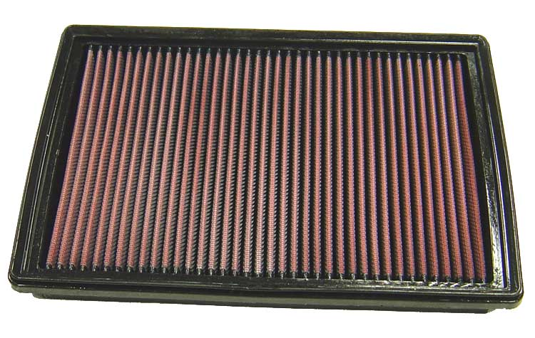 Dodge Challenger 2009-2009  5.7l V8 F/I  K&N Replacement Air Filter