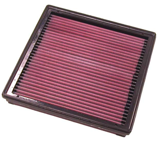Dodge Ram 2007-2007  Srt-10 8.3l V10 F/I  K&N Replacement Air Filter