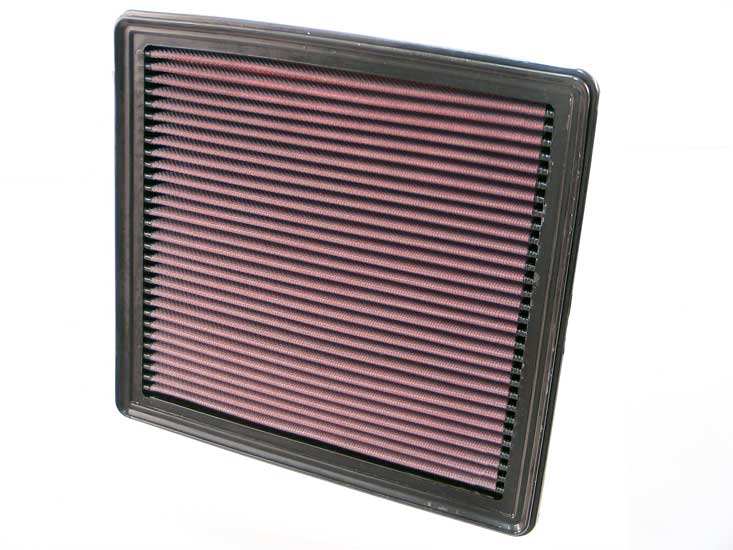 Ford Mustang 2005-2009  Gt 4.6l V8 F/I  K&N Replacement Air Filter