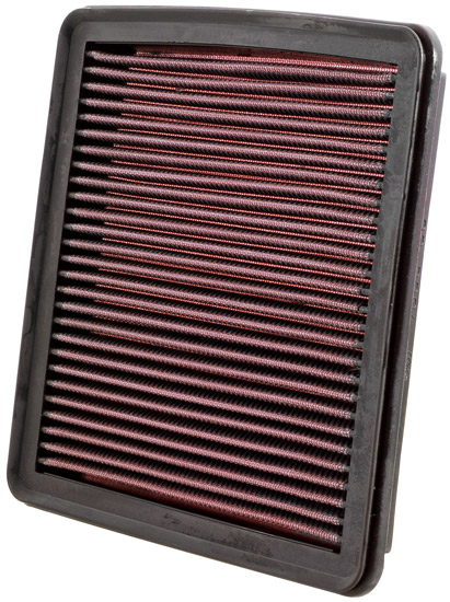 Subaru Outback 2010-2010  2.5l H4 F/I  K&N Replacement Air Filter
