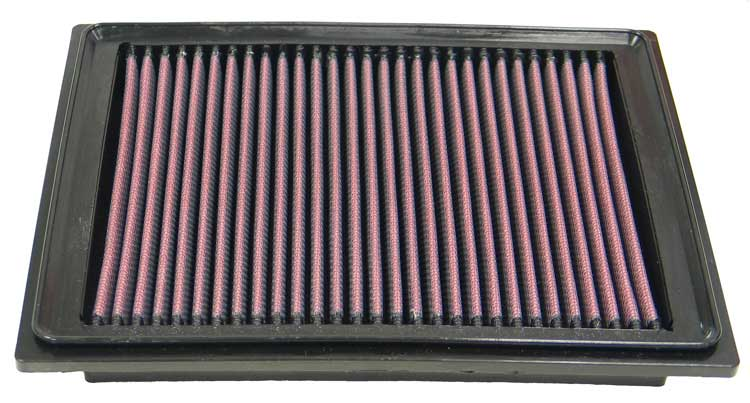 Chevrolet Corvette 2005-2007  6.0l V8 F/I  (2 Required) K&N Replacement Air Filter
