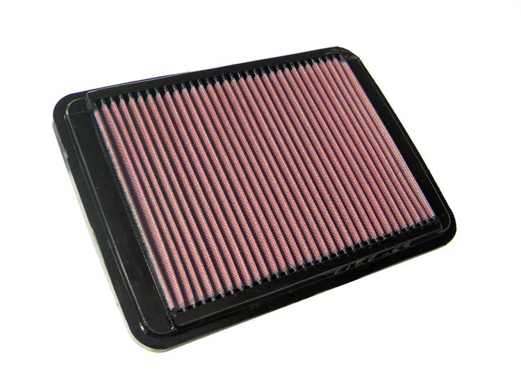 Hyundai Santa Fe 2005-2006 Santa Fe 3.5l V6 F/I  K&N Replacement Air Filter