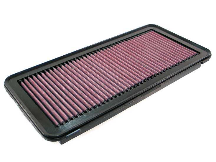 Ford Super Duty 2007-2007 F550 Super Duty 6.8l V10 F/I  K&N Replacement Air Filter
