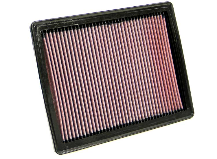 Pontiac Gto 2005-2006 Gto 6.0l V8 F/I  K&N Replacement Air Filter