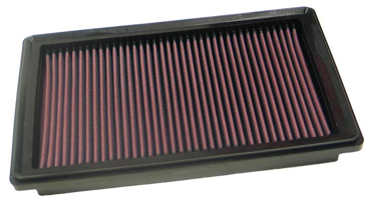 Pontiac G6 2008-2008  2.4l L4 F/I OEM 10366901 K&N Replacement Air Filter
