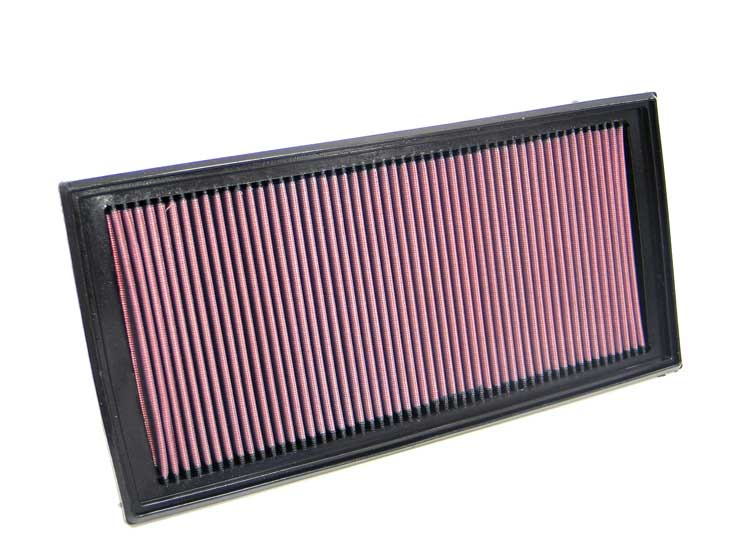 Chevrolet Ssr 2007-2007 Ssr 6.0l V8 F/I  K&N Replacement Air Filter