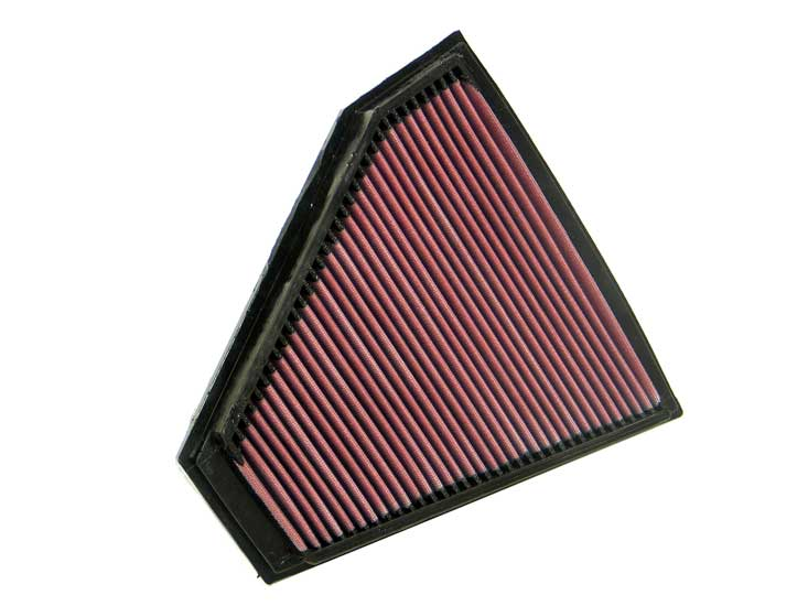 Bmw 3 Series 2007-2008 328xi 3.0l L6 F/I  K&N Replacement Air Filter
