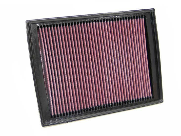 Land Rover Lr3 2005-2009 Lr3 4.4l V8 F/I  K&N Replacement Air Filter