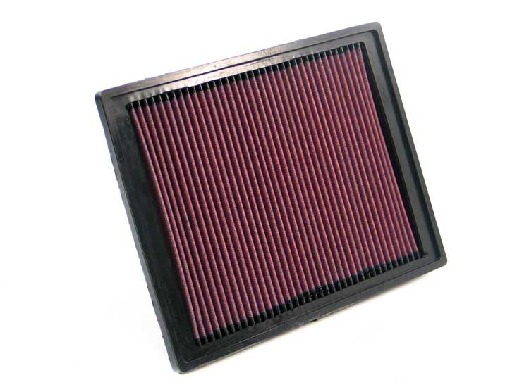 Saab 9.3 2005-2005  2.8l V6 F/I  K&N Replacement Air Filter
